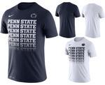 Penn State Nike Men's Fade T-Shirt