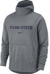 Penn State Nike Men's Spotlight Pullover Hood GREY