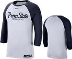 Penn State Men's 3/4 Raglan T-Shirt