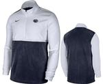 Penn State Nike Men's Half Zip Fleece Sweater