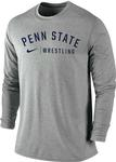 Penn State Nike Men's Wrestling Long Sleeve T-Shirt DHTHR