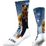 Penn State Basketball Mascot Crew Sock NAVY