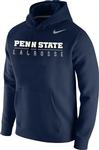 Penn State Nike Men's Lacrosse Bar Hood
