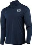 Penn State Nike Men's Lacrosse Quater Zip