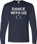 Penn State Dance With Us Long Sleeve NAVY