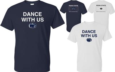The Family Clothesline - Penn State Dance With Us T-Shirt