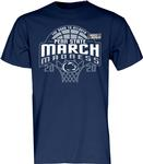 Penn State Adult March Madness T-Shirt NAVY