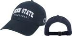 Penn State Relaxed Basketball Hat NAVY
