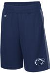 Penn State Colosseum Youth Sabert Shorts NAVY