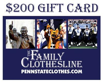 Gift Card - $200 Gift Card