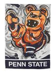 Penn State Mascot Flag by Justin Patten