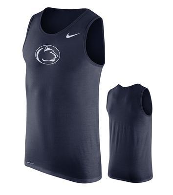 NIKE - Penn State Nike DFCT logo Tank Top