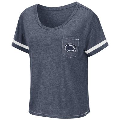 Colosseum - Penn State Colosseum Women's Waffles T-shirt