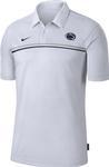 Penn State Nike Men's Sideline Dry Polo WHITE