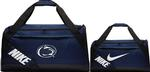 Penn State Nike Medium Brasilia Duffel Bag