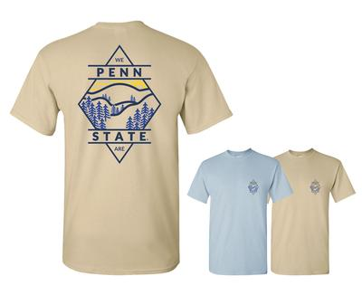 Uscape Apparel - Penn State Uscape Diamond T-shirt