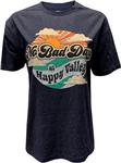 Penn State Women's No Bad Days In Happy Valley T-shirt