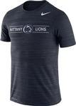 Penn State Nike Men's Velocity T-shirt NAVY