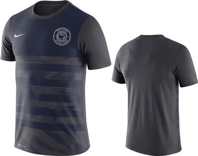 NIKE - Penn State Nike Men's Legend Stripe T-shirt
