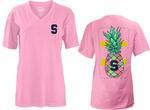 Penn State Women's Hospitality V-neck T-Shirt