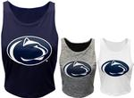 Penn State Women's First Down Crop Tank