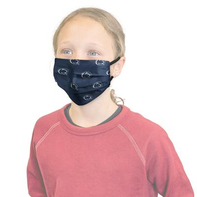 Legacy - Penn State Youth Repeating Face Mask
