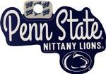 Penn State Blue 84 Bampot Sticker