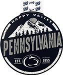 Penn State Blue 84 Dust Devil Sticker