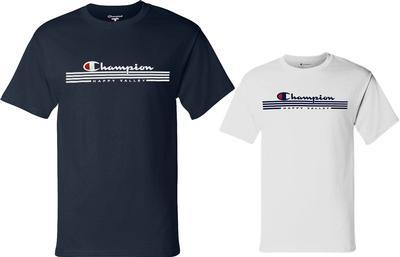 Champion - Penn State Champion Happy Valley Stripe T-Shirt