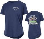 Penn State Women's Endzone T-Shirt