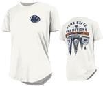 Penn State Women's Traditions T-Shirt WHITE