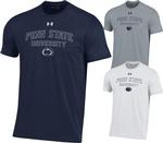 Penn State Under Armour Men's Performance Football T-shirt
