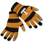 Tyrone Striped Gloves