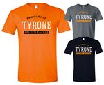 Tyrone Property Of T-shirt