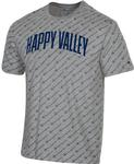 Penn State Champion Happy Valley T-Shirt GREY