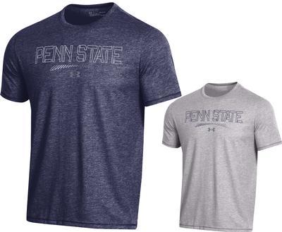 UNDER ARMOUR - Penn State Under Armour Men's Bi-Blend T-Shirt