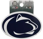 Penn State Rugged Logo Sticker