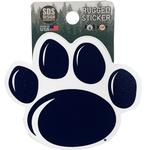 Penn State Rugged Paw Sticker