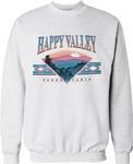 Happy Valley Ozark Mountains Crewneck Sweatshirt ASH