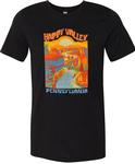 Happy Valley Buffalo Love T-Shirt BLACK