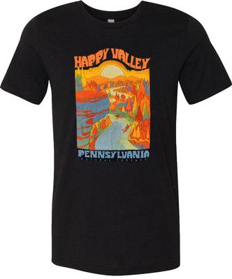 B-Unlimited - Happy Valley Buffalo Love T-Shirt