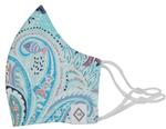 Vera Bradley Fitted Mask with Adjusters PWAVE
