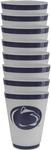 Penn State 16 Oz Frost Tumbler Cups