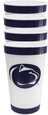 WNA, INC. - Penn State 16oz 4 Pack Stadium Cups