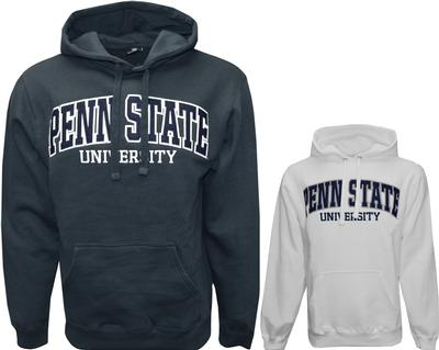 Top of The World - Penn State Logo Arch Hooded Sweatshirt