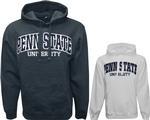 Penn State Logo Arch Hooded Sweatshirt