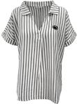 Penn State Women's Striped Dolman Dress Shirt
