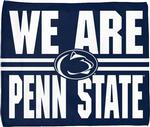 Penn State We Are Rally Towel BLUEWHITE