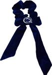 Penn State Velvet Scrunchie