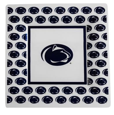 WNA, INC. - Penn State 6.5 Plastic Plate 8-pack